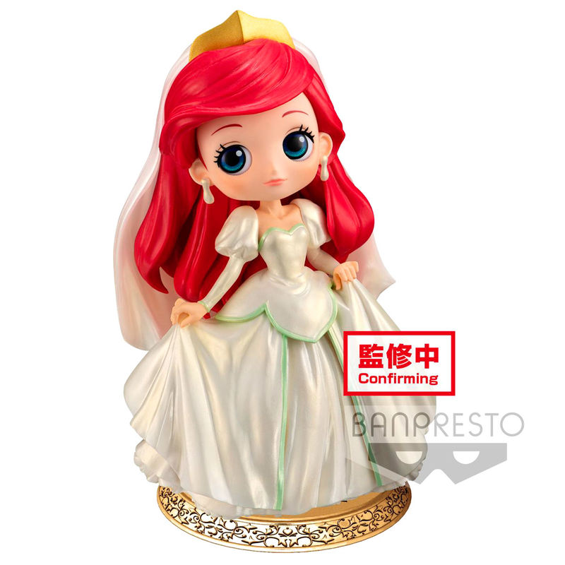 Figura Ariel Dreamy Style Special Collection Disney Q Posket A 14cm