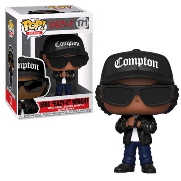 """Funko! Pop Rocks Eazy-E Eric """"Eazy-E"""" Wright #171"""