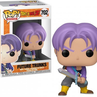 Funko POP! Dragon Ball Z Future Trunks #702