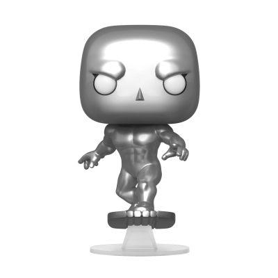 Funko! Pop Marvel Fantastic Four Silver Surfer #563