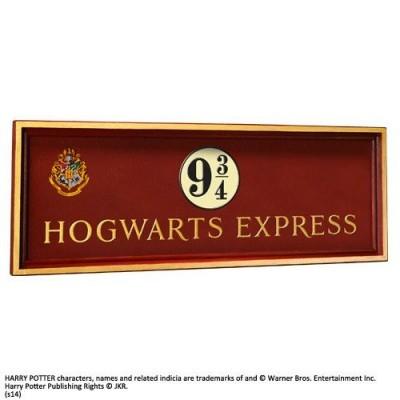 Harry Potter - Wall Plaque Hogwarts Express