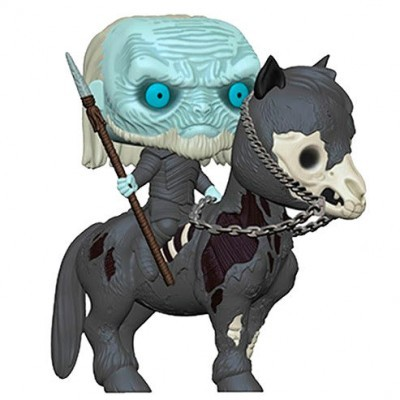 Funko! Pop Game of Thrones Mounted White Walker