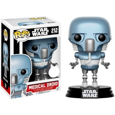 Funko! Pop Star Wars Medical Droid #212 Exclusive