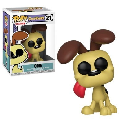 Funko POP! Garlfield Odie #21
