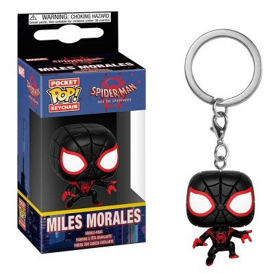 Funko Pocket POP! Keychain Spiderman Into the Verse Miles Morales