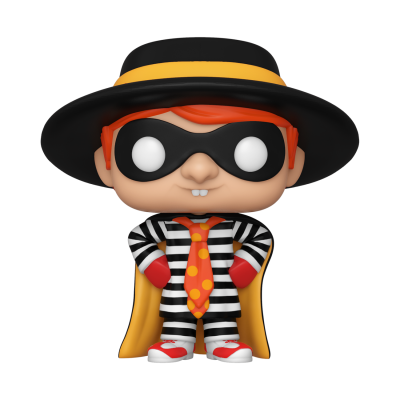 Funko POP! Ad Icons McDonald's Hamburglar #87