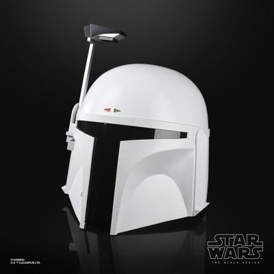 Réplica 1/1 Capacete Star Wars Boba Fett (Prototype/Electronic) Hasbro