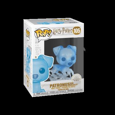 Funko POP! Harry Potter Patronus Ron Weasley #105