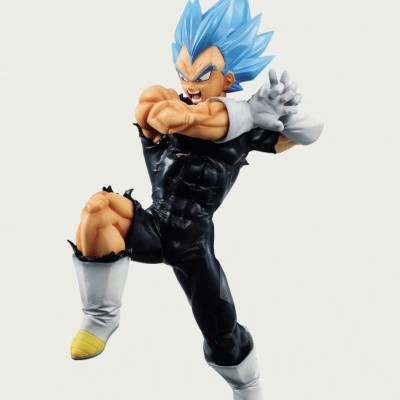 Vegeta Super Saiyan Blue Dragon Ball Super Tag Fighters Banpresto