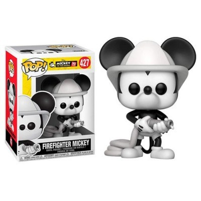 Funko POP! Mickey 90 years Firefighter Mickey #427