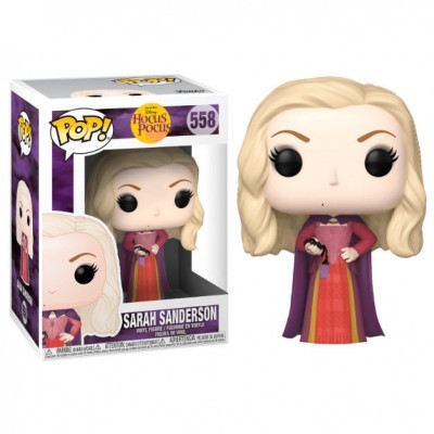Funko! Pop Disney Hocus Pocus Sarah with Spider