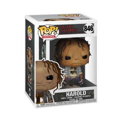 Funko! Pop Movies Scary Stories To Tell In The Dark Harold #846