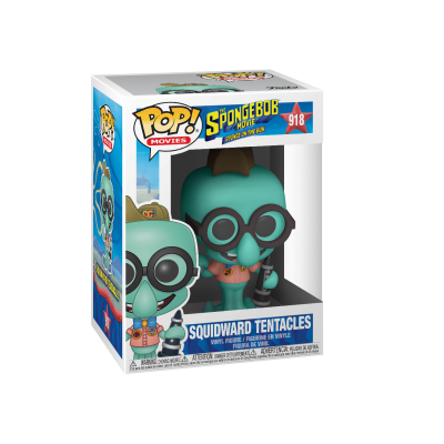 Funko POP! Sponge On The Run Squidward Tentacles #918
