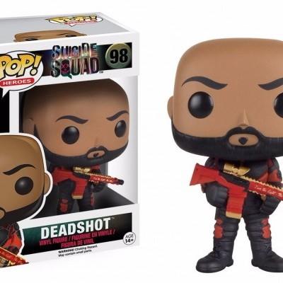 Funko POP! DC Suicide Squad Deadshot #98