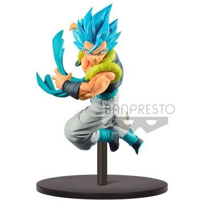 Figura Super Saiyan God Super Saiyan Gogeta Dragon Ball Super Chosenshi Retsuden 17cm Banpresto