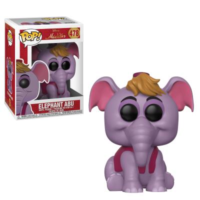 Funko POP! Disney Aladdin Elephant Abu #478