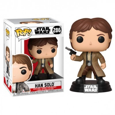 Funko! Pop Star Wars Endor Han Solo