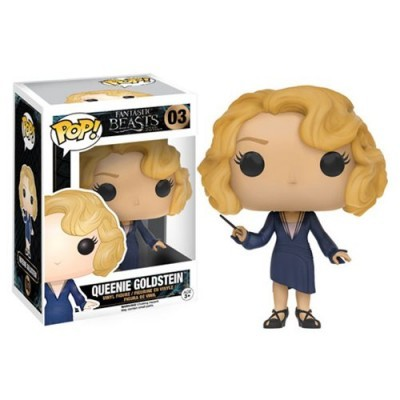 Funko! Pop Fantastic Beasts and Where to Find Them Queenie Goldstein