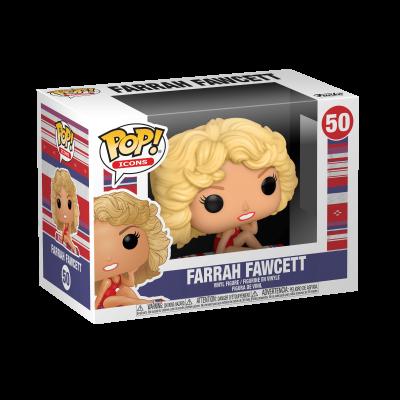 Funko! Pop Icons Farrah Fawcett #50