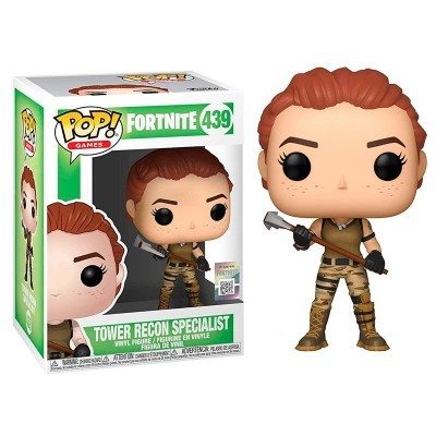 Funko! Pop Fortnite Tower Recon Specialist
