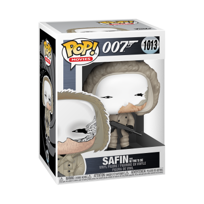 Funko POP! Movies 007 Safin From No Time To Die #1013