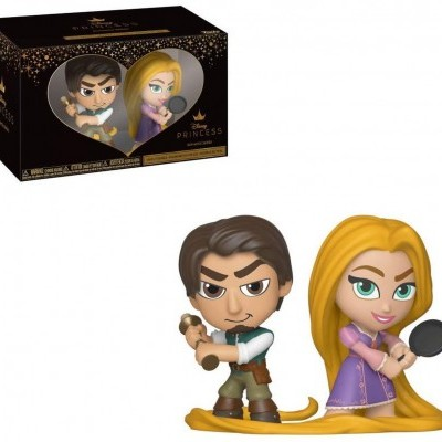 Funko POP! Mystery Mini Figures Disney Princess Flynn & Rapunzel