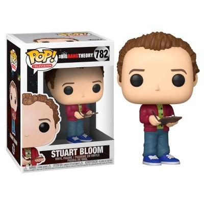 Funko! Pop The Big Bang Theory Stuart