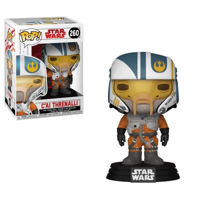 Funko! Pop Star Wars C'ai Threnalli #260