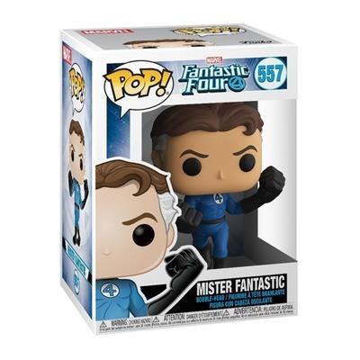 Funko! Pop Marvel Fantastic Four Mister Fantastic #557