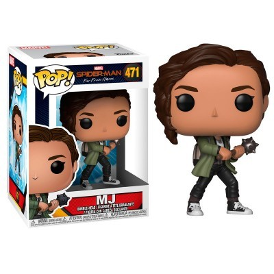 Funko! Pop Spiderman Far From Home MJ