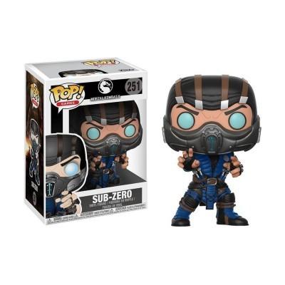 Funko! Pop Mortal Kombat Sub-Zero