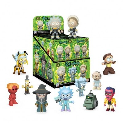Funko POP! Mystery Mini Figures Blind Box Rick and Morty III