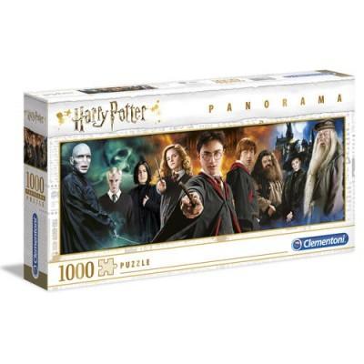 Puzzle Harry Potter (Panorama) 1000 Peças Clementoni