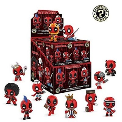 Funko POP! Mystery Mini Figures Blind Box Deadpool