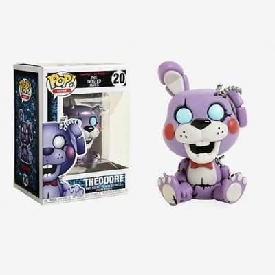 Funko! Pop Books Five Nights at Freddy's The Twested Ones Theodore #20