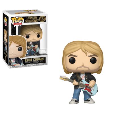 Funko! Pop Kurt Cobain Exclusive