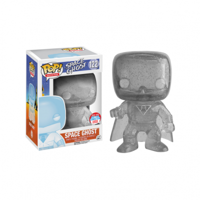 Funko POP! Space Ghost Invisible Space Ghost NYCC 2016 #122