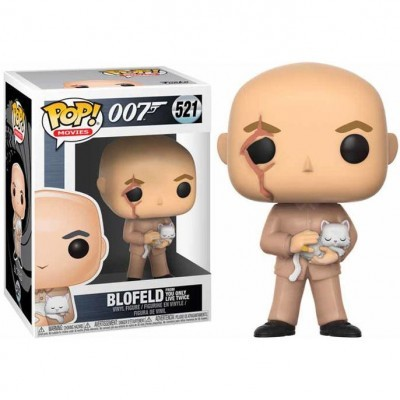 Funko! Pop 007 James Bond Blofeld