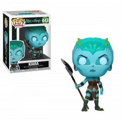 Funko POP! Rick & Morty Kiara #443