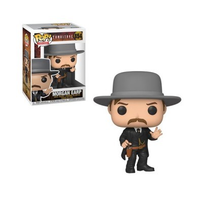 Funko! Pop Movies Tombstone Morgan Earp #854