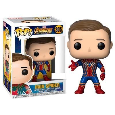 Funko! Pop Avengers Iron Spider Exclusive
