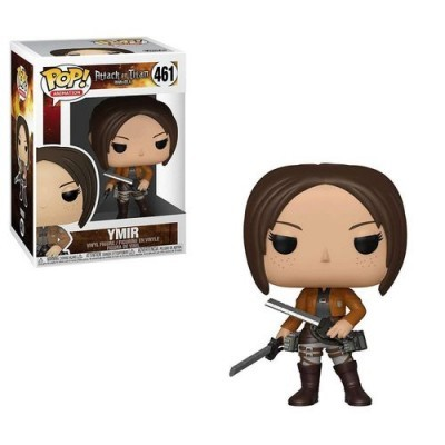 Funko POP! Attack on Titan Ymir #461
