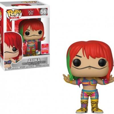 Funko! Pop WWE Asuka #56 Exclusive