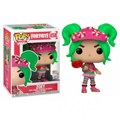 Funko! Pop Fortnite Zoey