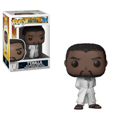 Funko! Pop Marvel Black Panther T'Challa #352