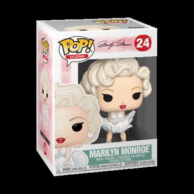 Funko! Pop Icons Marilyn Monroe #24