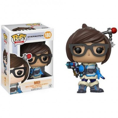 Funko! Pop Overwatch Mei