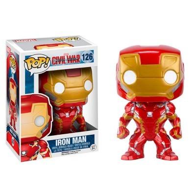 Funko! Pop Captain America Civil War Iron Man