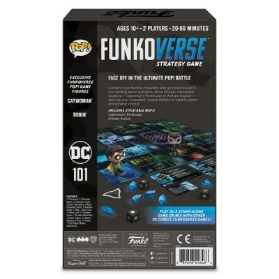 Funko POP! FunkoVerse DC Comics Extension Pack