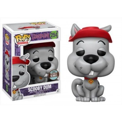 Funko POP! Scooby-Doo! Scooby Dum #254 Exclusive